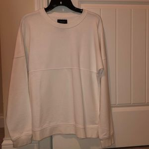 White AEO Sweatshirt